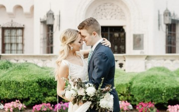 Rustic Spanish Colonial Wedding Inspiration In Texas