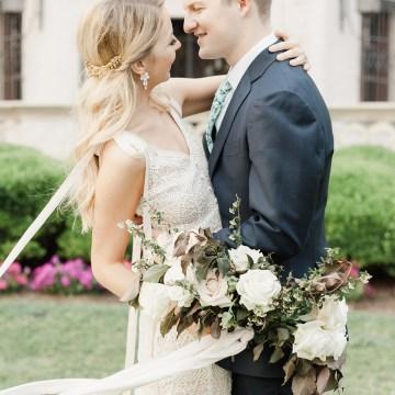 Rustic Spanish Wedding Inspiration From San Antonio Texas – Faith Roper Photography 31