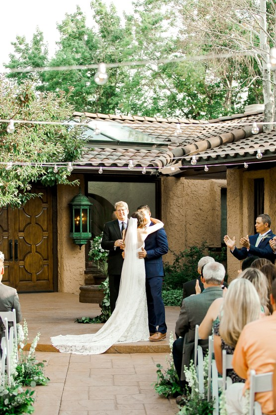 Rustic Succulent Filled Colorado Wedding With A Pretzel Bar – Sara Lynn 32