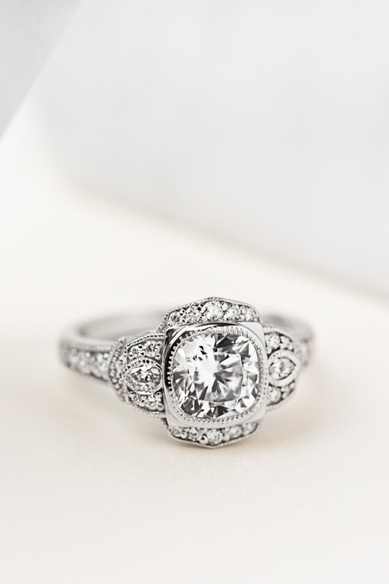 Stunning Conflict-Free & Eco-Friendly MiaDonna Engagement Rings 1