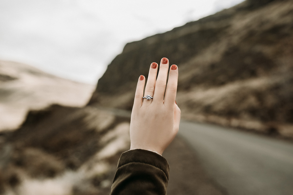 Stunning Conflict-Free & Eco-Friendly MiaDonna Engagement Rings 5