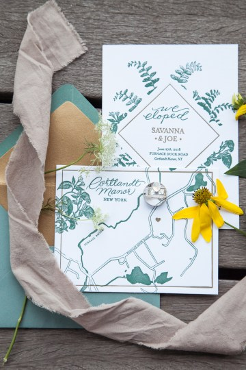 Wildflower Elopement In The Middle Of A Lake – White Poppy Weddings 30