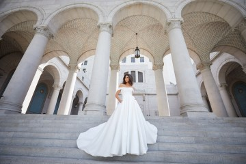 Affordable and Absolutely Showstopping Wedding and Bridesmaid Dresses By CocoMelody – Classic Collection 3
