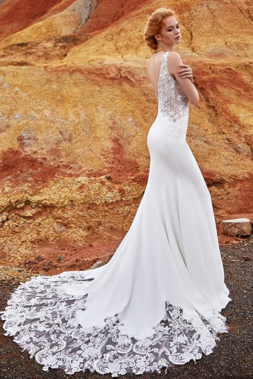Affordable and Absolutely Showstopping Wedding and Bridesmaid Dresses By CocoMelody – Classic Collection 7