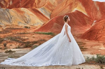 Affordable and Absolutely Showstopping Wedding and Bridesmaid Dresses By CocoMelody – Grace Luxury 4