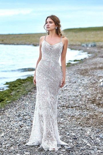 Affordable and Absolutely Showstopping Wedding and Bridesmaid Dresses By CocoMelody – Lily White Collection 3