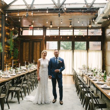 Industrial Chic Brooklyn Winery Wedding – Williamsburg Photo Studios 13