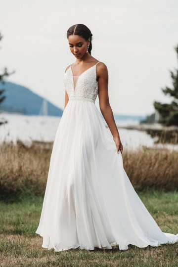 Top 10 Wedding Dress Shopping Tips From A Real Bridal Stylist – Allure Bridals 43