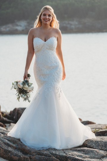 Top 10 Wedding Dress Shopping Tips From A Real Bridal Stylist – Allure Bridals 6