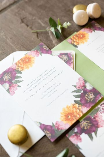Vibrant Blossom Barn Wedding Inspiration With Creative Dessert Ideas – Deluxe Blooms – Natasha Cadman Photography 33