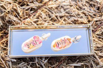 Vibrant Blossom Barn Wedding Inspiration With Creative Dessert Ideas – Deluxe Blooms – Natasha Cadman Photography 5