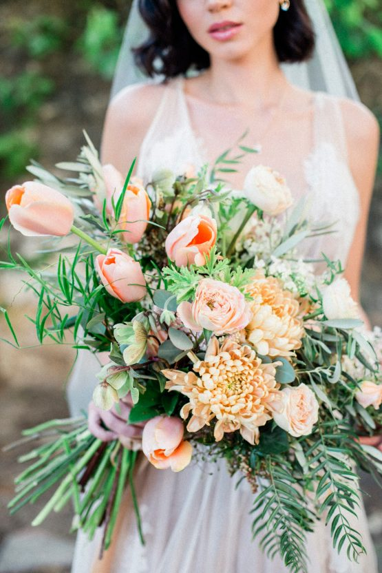 Whimsical Romantic Wedding Inspiration With Grace Kelly Vibes – Fiorello Photography 38
