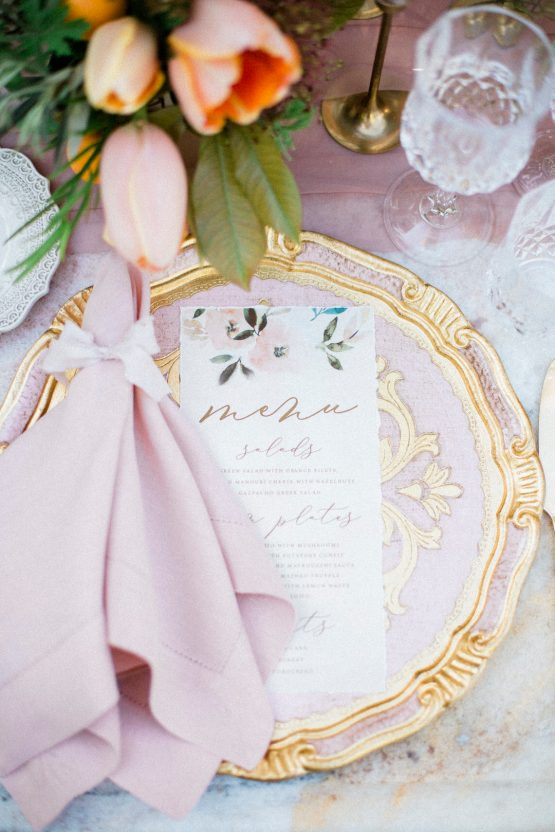 Whimsical Romantic Wedding Inspiration With Grace Kelly Vibes – Fiorello Photography 5