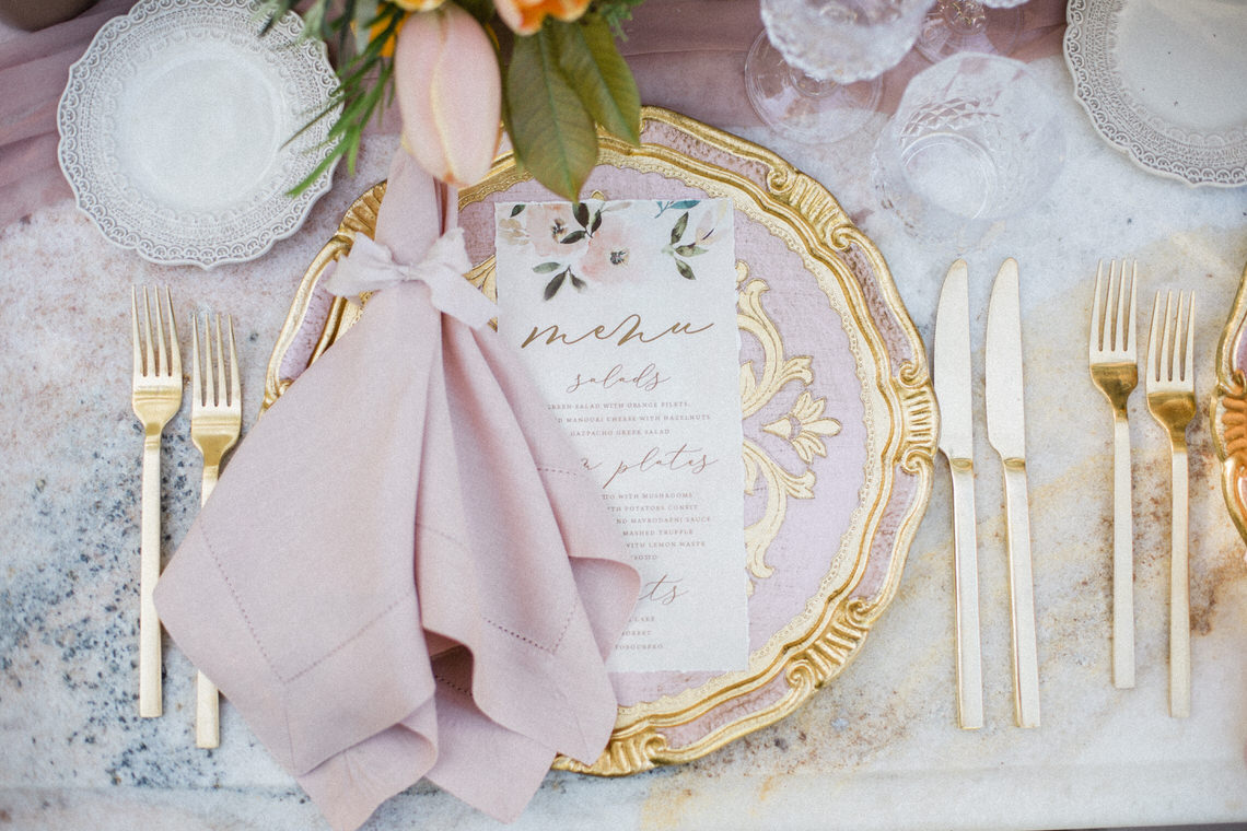Whimsical Romantic Wedding Inspiration With Grace Kelly Vibes – Fiorello Photography 54