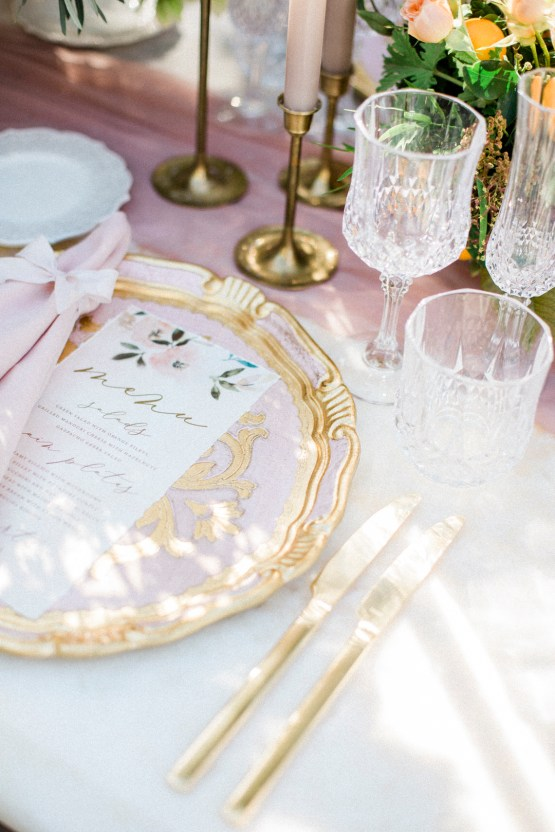 Whimsical Romantic Wedding Inspiration With Grace Kelly Vibes – Fiorello Photography 7