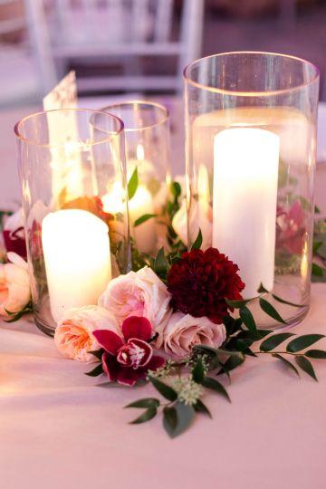 Beautiful Burgundy Hindu Fusion Wedding – Danielle Harris Photography 54