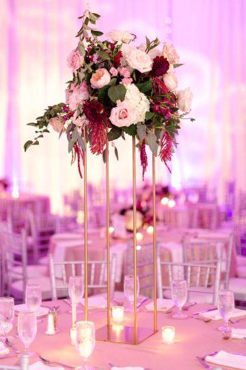 Beautiful Burgundy Hindu Fusion Wedding – Danielle Harris Photography 55