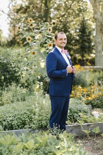 Cheery Marthas Vineyard Summer Wedding – Lena Mirisola Weddings 18