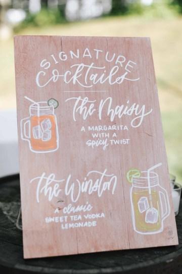 Cheery Marthas Vineyard Summer Wedding – Lena Mirisola Weddings 33