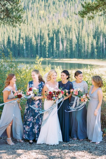 Colorful Colorado Wedding with Stunning Mountain Views – Callie Hobbs – Banks and Leaf 11