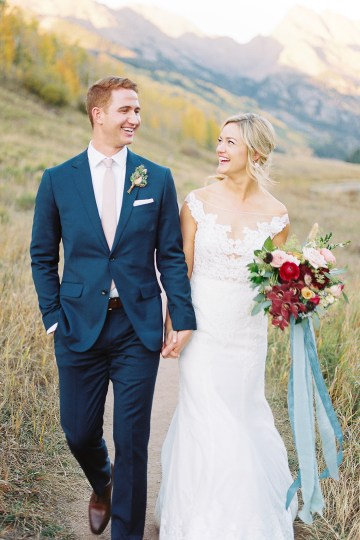 Colorful Colorado Wedding with Stunning Mountain Views – Callie Hobbs – Banks and Leaf 36