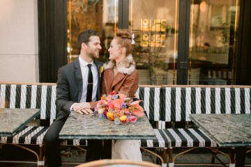 Colorful Retro Elopement Inspiration – Hope Helmuth Photography 15