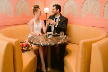 Colorful Retro Elopement Inspiration – Hope Helmuth Photography 7