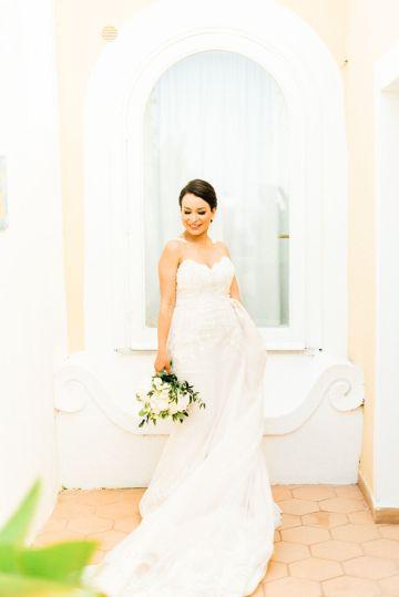 Dramatic Breathtaking Positano Destination Wedding – Lace and Luce Photography 17