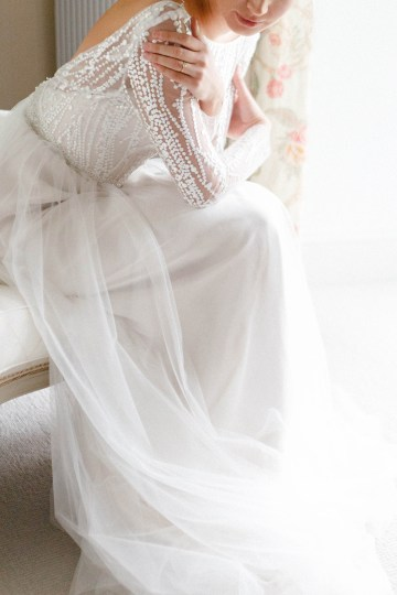 Elegant Berry and Cherry Red Wedding Inspiration – Claire Graham Photography 19