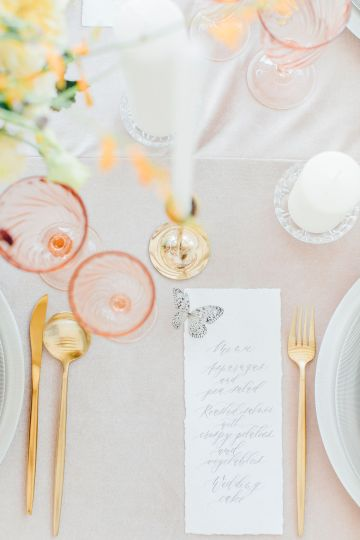 Pretty Butterfly Inspired Wedding Ideas – Anja Schneemann Photography 13