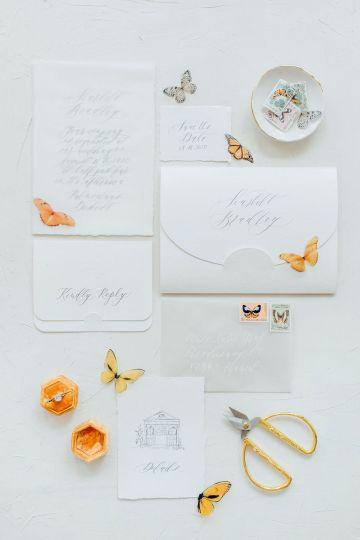 Pretty Butterfly Inspired Wedding Ideas – Anja Schneemann Photography 24