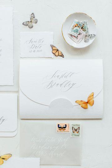 Pretty Butterfly Inspired Wedding Ideas – Anja Schneemann Photography 25
