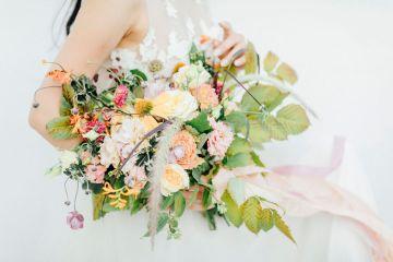 Pretty Butterfly Inspired Wedding Ideas – Anja Schneemann Photography 4
