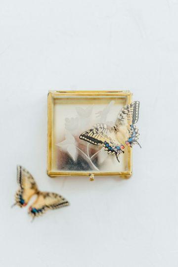 Pretty Butterfly Inspired Wedding Ideas – Anja Schneemann Photography 42