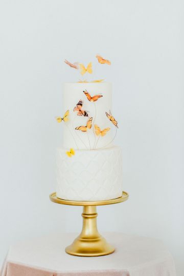 Pretty Butterfly Inspired Wedding Ideas – Anja Schneemann Photography 43