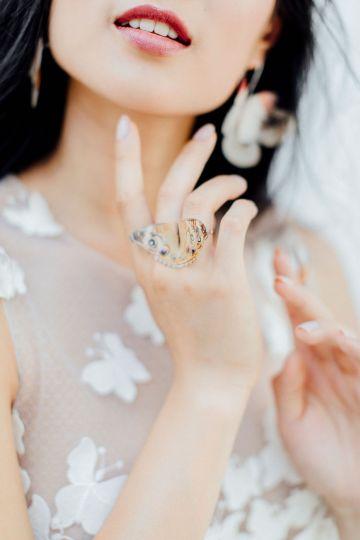 Pretty Butterfly Inspired Wedding Ideas – Anja Schneemann Photography 58