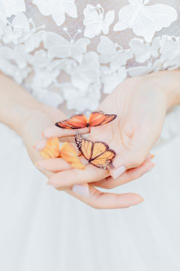 Pretty Butterfly Inspired Wedding Ideas – Anja Schneemann Photography 59