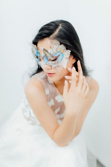 Pretty Butterfly Inspired Wedding Ideas – Anja Schneemann Photography 64