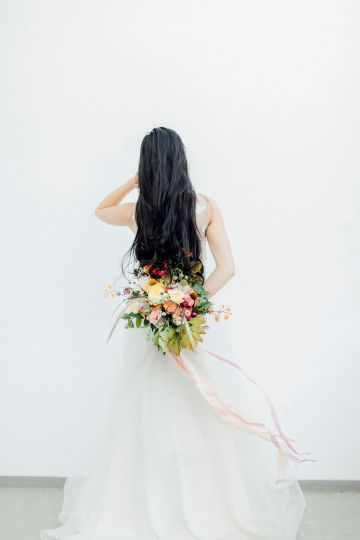 Pretty Butterfly Inspired Wedding Ideas – Anja Schneemann Photography 67