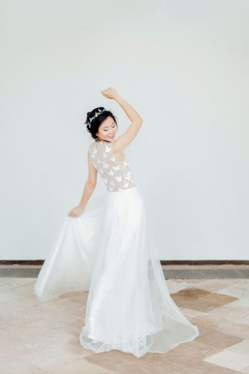 Pretty Butterfly Inspired Wedding Ideas – Anja Schneemann Photography 76