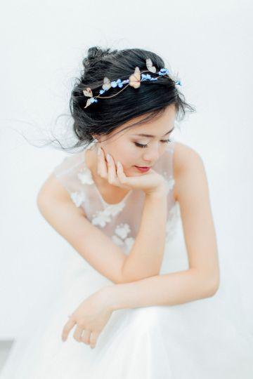 Pretty Butterfly Inspired Wedding Ideas – Anja Schneemann Photography 77