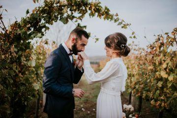 Romantic Vintage Italian Winery Wedding Inspiration – Giulia Santarelli 2