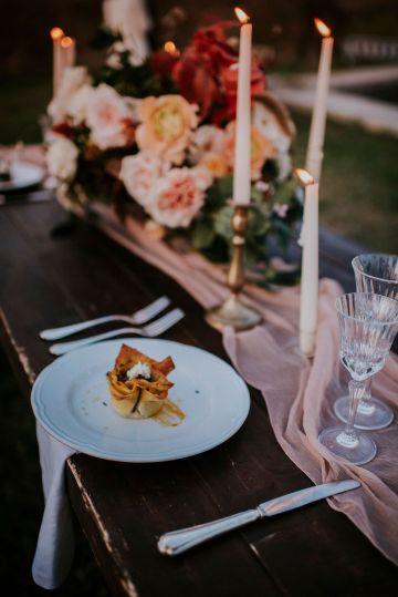 Romantic Vintage Italian Winery Wedding Inspiration – Giulia Santarelli 42