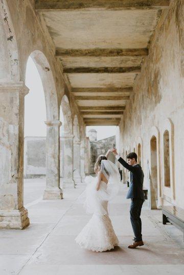 Romantic and Historic San Juan Puerto Rico Wedding – Violet Short Photography 19