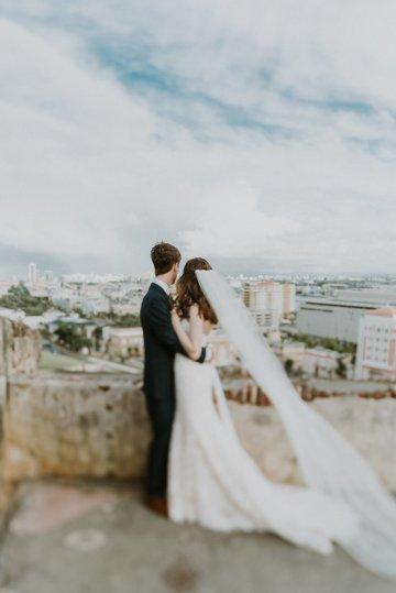 Romantic and Historic San Juan Puerto Rico Wedding – Violet Short Photography 2