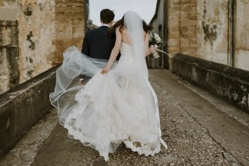 Romantic and Historic San Juan Puerto Rico Wedding – Violet Short Photography 38