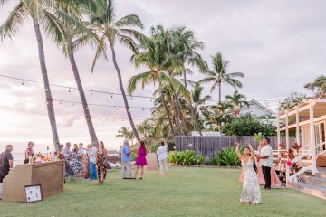 Tropical Maui Lava Field Wedding – Marlayna Photography 15