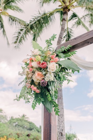 Tropical Maui Lava Field Wedding – Marlayna Photography 42