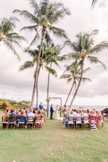 Tropical Maui Lava Field Wedding – Marlayna Photography 46