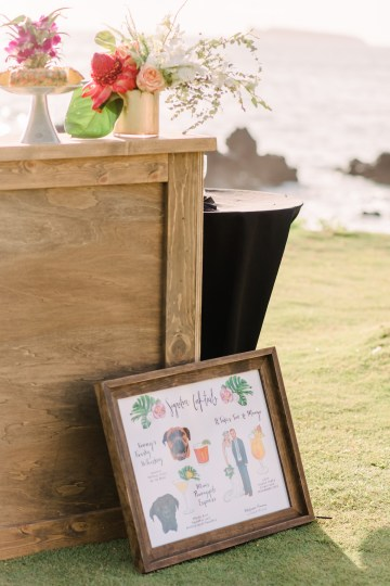 Tropical Maui Lava Field Wedding – Marlayna Photography 56